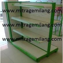 Rak Minimarket Gondola Tipe 11A