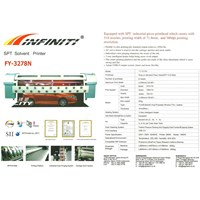 Sell SPT Solvent Printer FY327