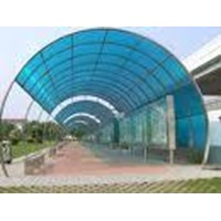 POLYCARBONATE SHEET-SHEET SUNLOID POLYCARBONATE CLEAR