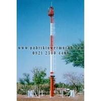 Tower Monopole Pabrik Monopole Tower Murah Di Indonesia
