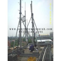 Jual Tower Rooftop Pole