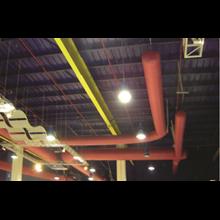 Fabric Ductig  - Textile Ducting - Ductin Kain - Ducting Tekstil