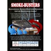 Smoke Buster-Smoke Removal Solution