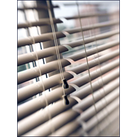 Jual Horizontal Blinds - Slimline Blinds ( Krey Aluminium)