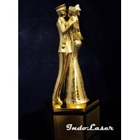 Jual Trophy Resin