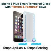 Jual 9H Smart Tempered Glass Iphone 6 Plus Screen Protector Anti Gores