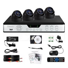 Paket Camera CCTV 4 Channel Dan Jasa Pemasangan CCTV
