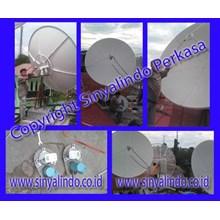 Biggest Antena Parabola Jasa Pasang Parabola Seran