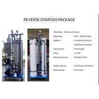 Sell Reverse Osmosis Packs