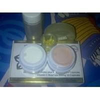 Paket Komplit Cream Whitening Legendaris DR.INO Bandung Resep Sejak 1970