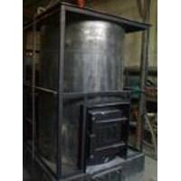 Jual Boiler Vertikal Solid Fuel