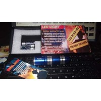 Sell FLASHLIGHT POLICE BLUE 100W340