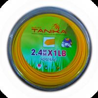 Jual Tanika Trimmer Line 2.4 Mm X 1 Lb