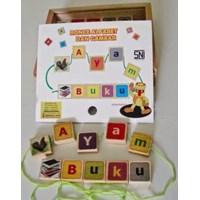 Sell Ronce Alfabet Dan Gambar