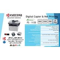 Jual  Dan Rental Mesin Fotocopy Kyocera Indonesia FS - 1135 Copy BW Scan Warna Dan Fax