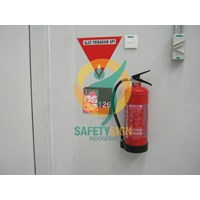 Jual Safety Sign & Rambu K3 - Sign APAR ( Alat Pemadam Api Ringan)