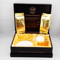 Jual Kopi Luwak Global Ground Liar (Exclusive Black Gift Box)