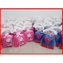 Souvenir Ulang Tahun Boneka Bantal