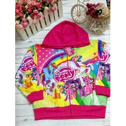 jaket little pony