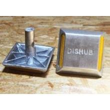 Paku Marka Jalan Aluminium (DISHUB)