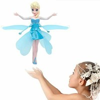 Jual Flying Elsa Frozen Dolls