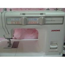 Mesin Jahit  Janome Lr 1122 (Multifungsi