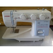 Cheap Janome sewing machine NS-7322N Portable Sewing Machine Can  COD