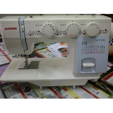 JANOME sewing machine NS-7330N ING SEWING MACHINES JANOME CAN COD JABODETABEK