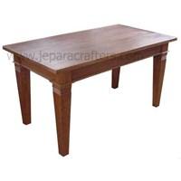 Jual Teak Dining Table TIDT020