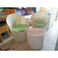 Sell Synthetic Rattan Patio Chair 10