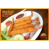 Breaded Shrimp Torpedo