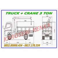 Truck And Crane