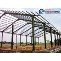 Sell Construction Of Steel Roof