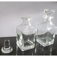 Jual Botol Bibit Crystal 150 Ml