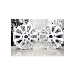 Alloy Wheels Silver Standard Model R15 Avanza