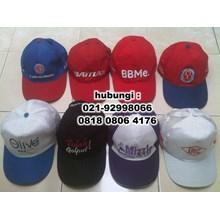 Topi Cap Hat Topi Promosi Topi Bordir Topi Sablon Topi Logo