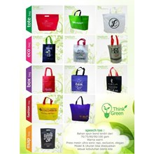 Goodie Bag Shopping Bag Promotional Bag Handbag Logo Bag Versatile Screen Printing
