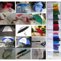 Sell Promotional Umbrella Umbrella Factory Tangerang