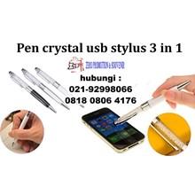 Pen Crystal Usb Stylus