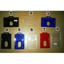 Card Holder Casing ID Card