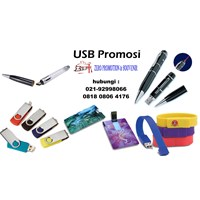 Sell USB Pendrive Power Bank Promotion Of Cheap Souvenirs In Tangerang