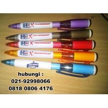 Pen Promosi Senter Pulpen promosi Senter