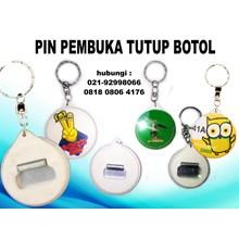 PIN pin bottle cap Opener key chain