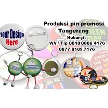 Souvenir Pin dan Gantungan Kunci pin di tangerang