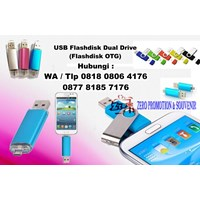 USB Flash disk Dual Drive Flashdisk OTG