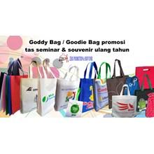 goodie bag  tas kanvas  tas promosi Tangerang