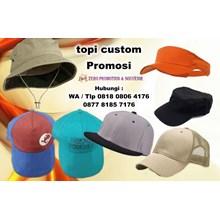 Pusat Konveksi Souvenir Topi Promosi murah di Tang