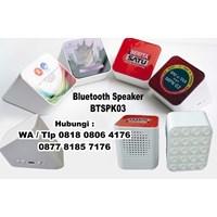Jual Souvenir bluetooth speaker Print Full Color BTSPK03