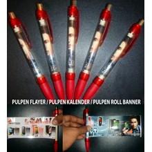 Souvenir Pen Promosi Banner Brosur murah di tanger