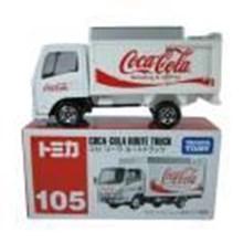 Tomica Reg Coca-Cola Route